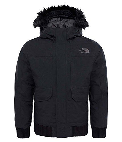 North Face B Gotham Down Jacket – Jacke, Kinder, M, schwarz (North The Schwarz Down Face Jacket)