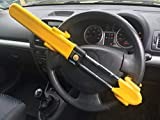 Streetwize Heavy Duty Car Van Steering Wheel Lock High Security Anti Theft Twin