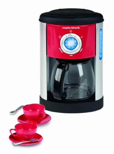 Casdon Morphy Richards Kaffeemaschine und Becher