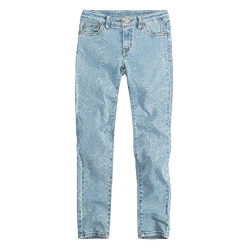 ädchen Outfit Leggings Hose + langarm Body Blümchen rosa blau 74 ()