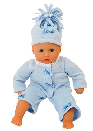 Frilly Lily COMPLETE BLUE FLEECE OUTFIT JACKET/TROUSERS/MITTENS for sale  Delivered anywhere in Ireland