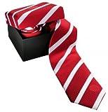 FC Bayern Krawatte rot-weiß