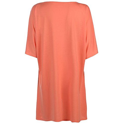 Ladies Golddigga Slogan Loose Long T-Shirt