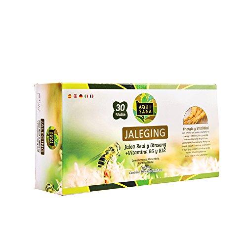 Jalea Real con Propóleo ✔️ Ginseng Rojo ✔️ Vitamina C ✔️Más Energía y Refuerza El Sistema Inmune
