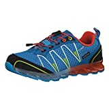 CMP Kinder Trail Running Schuhe Atlak Trail 3Q48264J Indigo-ORANGE 34