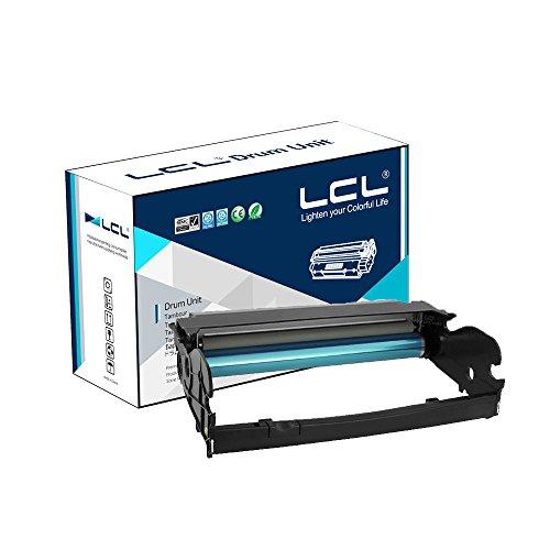 LCL(TM) E260X22G (1-Stück,Schwarz ) Trommel Kompatibel für Lexmark E260d/260dn/360d/360dn/460dn/460dw/X264/363/364/463/464/466