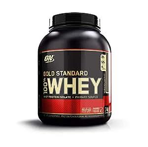 OPTIMUM NUTRITION 100% Whey Gold Standard Protéine Chocolat 2.27kg