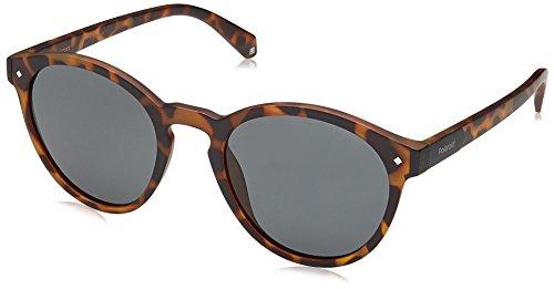 Polaroid Eyewear PLD 6034/S, Montures de lunettes Femme, Marron (Matt HVNA), 51