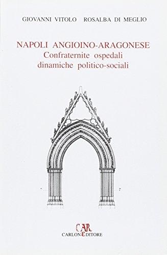 Napoli angioino-aragonese. Confraternite, ospedali, dinamiche politico-sociali