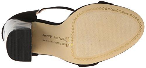 Laundry Damen Sandalen Sandalen Black Chinese Chinese Damen Chinese Black Laundry q6CaFwY