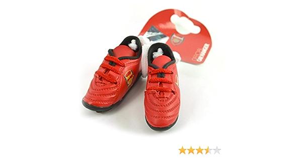Arsenal Mini Football Boots Rear View