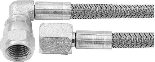 Allstar Performance all46402–18(45,7cm) gerade geflochtenen Bremsleitung