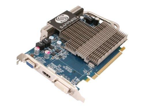 Sapphire ATI Radeon HD 4670 Ultimate Grafikkarte (PCI-E, 512M GDDR3 Speicher, VGA, D-Sub, DVI-I, HDMI-Ausgang, 1 GPU)