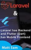 Laravel has Backend & Flutter (Dart) has Frontend (Mobile) (English Edition)