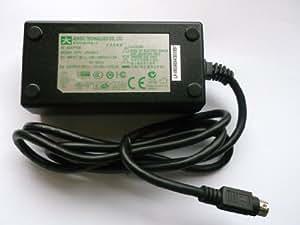 Jentec JTA0512 Adaptateur AC ADAPTATEUR 5V 3A - 12V 3A 4 PIN DIN CONECTION *VERITABLE* | CONNEXION POUR LCD, DISQUE DUR EXTERNE, DVD ETC
