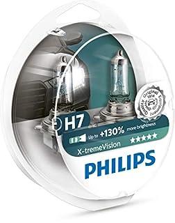 Philips 12972XV+S2 Lámpara Halógena para Coche H7, 55 W, hasta 3500K, 2 Unidades (B00NMEEV9W)   Amazon price tracker / tracking, Amazon price history charts, Amazon price watches, Amazon price drop alerts