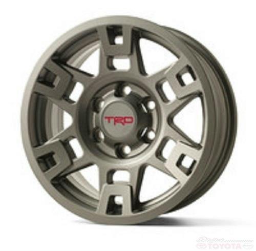 toytoa-tms-trd-metal-gray-17-in-wheel-ptr20-35110-gr-set-of-4-fj-4runner-tacoma-by-toyota