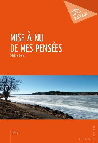 Mise à nu de mes pensées pdf, epub ebook