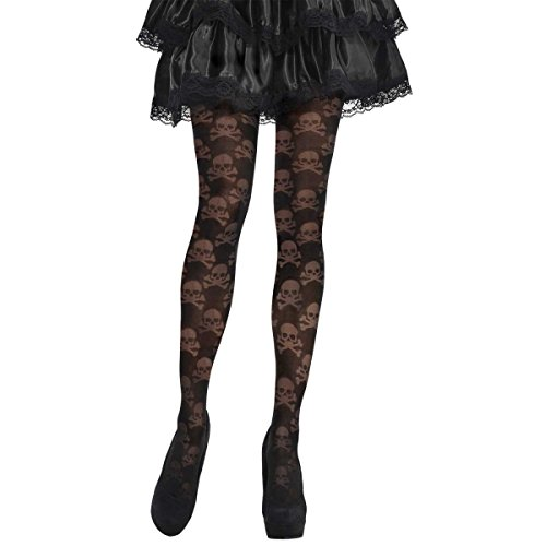 Skull & Crossbone Tights -