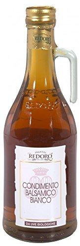 Redoro Bio Condimento Balsamico Bianco, 0,5 l
