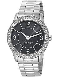 Esprit Damen-Armbanduhr Analog Quarz Edelstahl ES104352004
