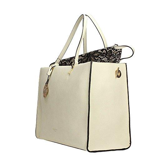 Scervino Street SCBPU0000225 Sac Shopper Femme Off White
