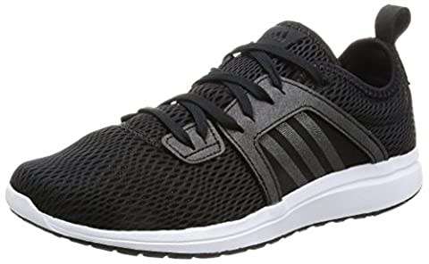 adidas Durama W, Chaussures de Course Femme, Nero ( Negbas/Hiemet/Ftwbla), 39 1/3 EU
