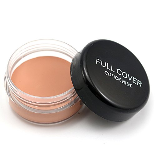 Gel To Powder Blush (Concealer, TOFAR Professionelle Make-up Creme Concealer Foundation Frauen wasserdicht Camouflage Kosmetik deckt Hautunreinheiten kaschiert Augenringe - FC#5)