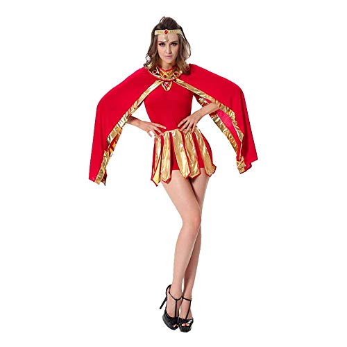Weihnachten Kostüm Erwachsene Cosplay Sexy Frauen Krieg Gott Kostüm Bühnenshow Kleidung Für Weihnachten/Karneval ()