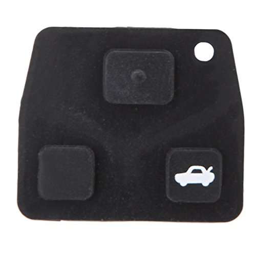 sodialr-3-buttons-remote-key-repair-kit-case-fob-button-pad-rubber-for-toyota-avensis