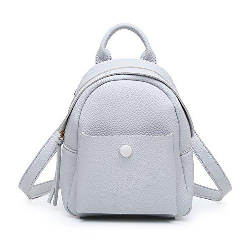 Sac à dos d'épaule été étudiant/Sac portable et multi-usage simplicité Vintage-A A