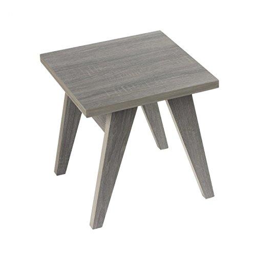 TABLE PASSION - BOUT DE CANAPE ACTU 40 X 40 X H 40 CM