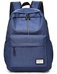 b5d7d86f9de Aeoss Backpack Autumn and Winter Men and Women Student Bags USB Outdoor  Leisure Travel Bag