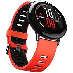 Xiaomi Amazfit Rojo Reloj Smartwatch Multideporte 1.34'' Táctil, Gps Y Bluetooth