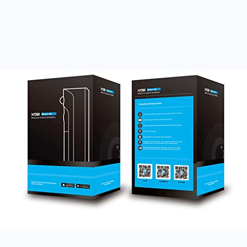 TGDY Doorbell Video Türklingel HD 1080p, Wireless Video Intercom Türklingel, Smart Home WiFi Türklingel Nachtsicht Pir Motion Detection Control für iOS, Android und Google,Gold -
