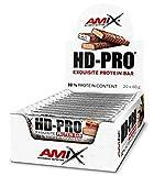 AMIX HD-PRO Bar - 20 barritas x 60 gr Cookies and Cream