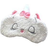 Spaufu Cute Furry Schlafmaske mit Cartoon-Muster Augenmaske für schlafende Erwachsene Kinder Entlasten Müdigkeit... preisvergleich bei billige-tabletten.eu
