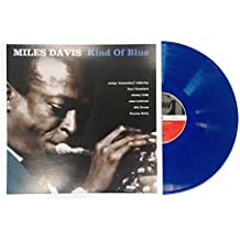 Kind of Blue  (Blue Vinyl)