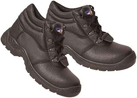 Bryson 18056 Chukka Botas de seguridad, tamaño 11, color negro