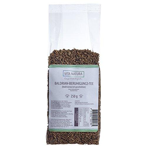 Baldrian-Beruhigungs-Tee (Baldrianwurzel geschnitten) 250g