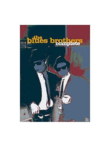 The Brothers Blues: Complete. Für Klavier, Gesang & Gitarre