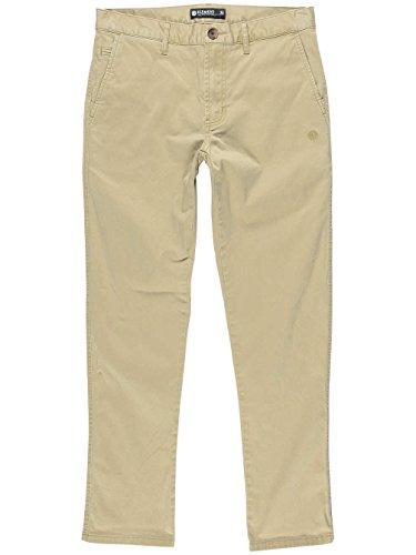 Howland Classic Chino Größe: 36 Farbe: Khaki (Shorts Khaki Element)