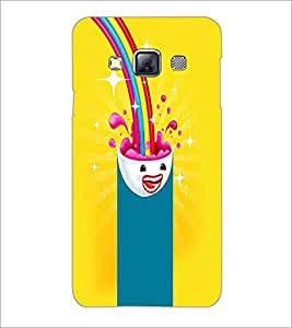 PrintDhaba Cartoon D-4046 Back Case Cover for SAMSUNG GALAXY A3 (Multi-Coloured)