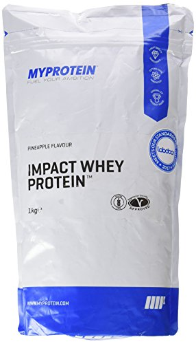 MyProtein Impact Whey Proteína de Suero