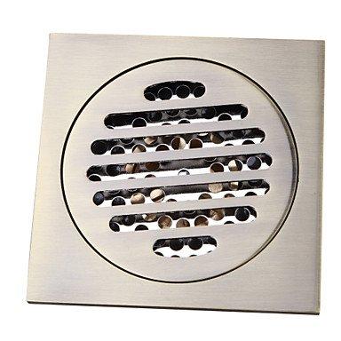 FAYM@ Bad Zubehör Antique Brass Finish aus massivem Messing Bodenablauf-LK-1057 - Bad Zubehör Antique Brass