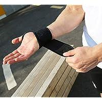 BOER Sport Armschienen, Komfortabel und atmungsaktiv, Einstellbar, Unisex, Warme Handgelenkpflege 1 Paar