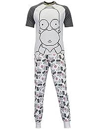 Simpson Ensembles De Pyjama Homer Simpson Homme
