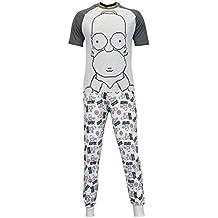 Simpsons - Pijama para hombre - Los Simpsons