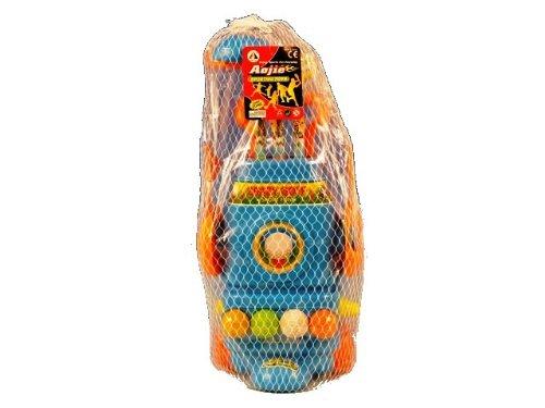 Mosa-Import - 13128 - gioco della palla e Ball - Carrello di golf - 4 Palle Accessori