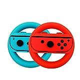 Nintendo Switch Steering Wheel Controller Juego de 2, Joy-con...